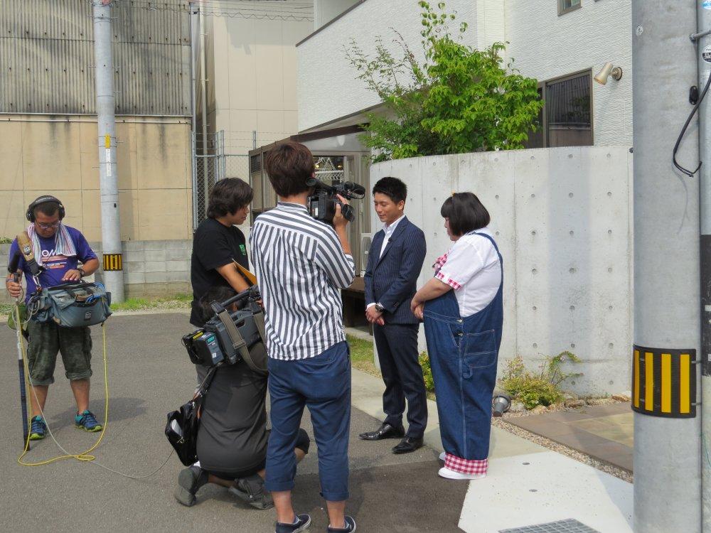 関西テレビ よ~いドン 酒井藍ちゃん 鳴門市斎田モデルハウス